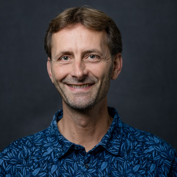Gil Holm, økonomiansvarlig i IKT Agder